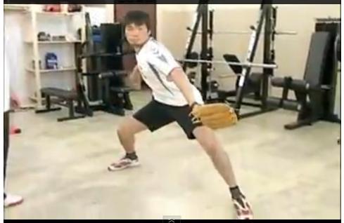 肩甲骨・股関節など全身の関節を連動させるピッチング