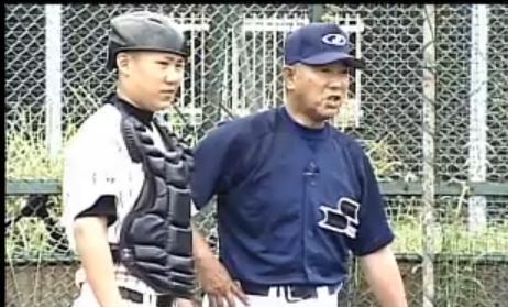 大矢 明彦氏キャッチャー指導DVD