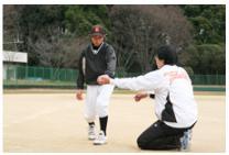 野球守備力向上のためのDVD